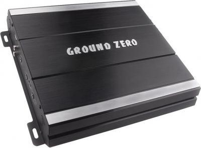 Автомобильный усилитель Ground Zero Iridium GZIA 2230HPX - общий вид
