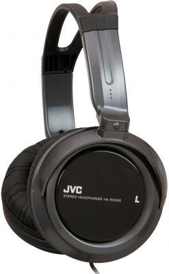 Наушники JVC HA-RX300-E - вид сбоку
