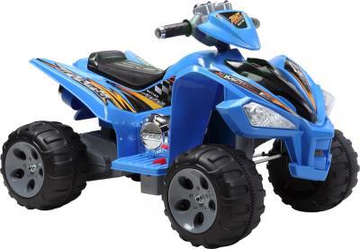 Детский квадроцикл Sundays JS007 (Голубой) - общий вид