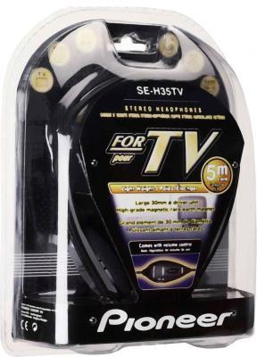 Наушники Pioneer SE-H35TV - в упаковке