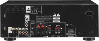 AV-ресивер Pioneer VSX-422-K - вид сзади