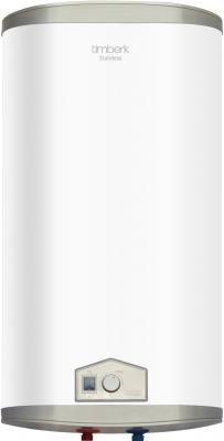 Накопительный водонагреватель Timberk SWH FS1 80 V - общий вид