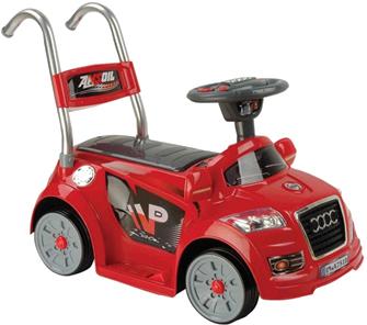 Детский автомобиль Sundays Audi B20A Красный - общий вид