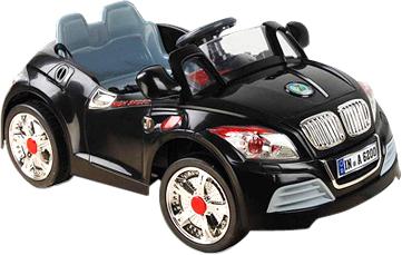 Детский автомобиль Sundays BMW B28B (Черный) - общий вид