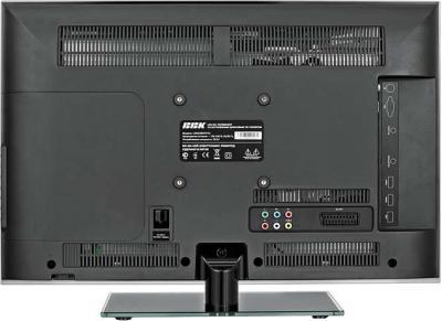 Телевизор BBK LEM2285FDTG - вид сзади