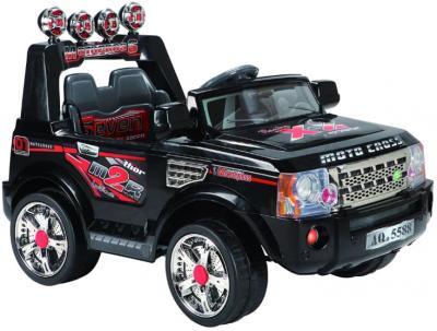 Детский автомобиль Sundays Land Rover JJ012 (Черный) - общий вид