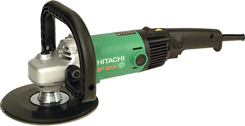 Фотография Полировальная машина Hitachi