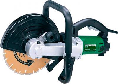Профессиональная дисковая пила Hitachi CM12Y - общий вид