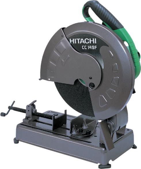 Фотография товара Дисковая пила Hitachi