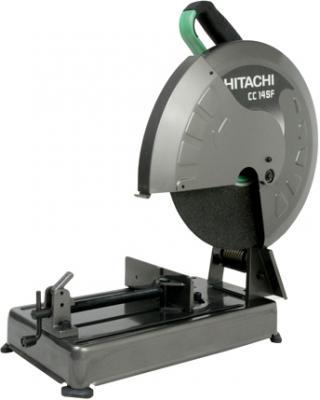 Профессиональная дисковая пила Hitachi CC14SF - общий вид