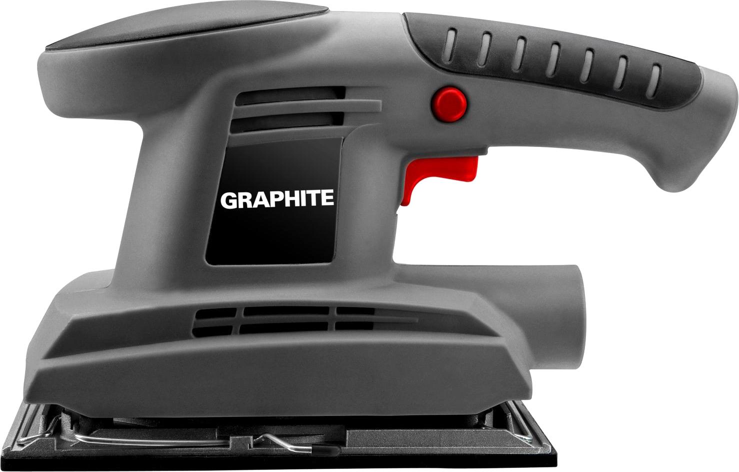 Вибрационная шлифовальная машина Graphite
