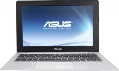 Ноутбук Asus X201E-KX022D - фронтальный вид