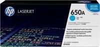 Тонер-картридж HP 650A (CE271A) -