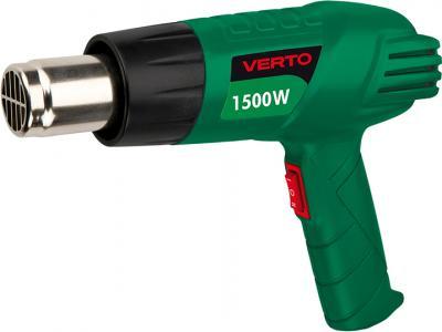 Строительный фен Verto 51G515 - общий вид
