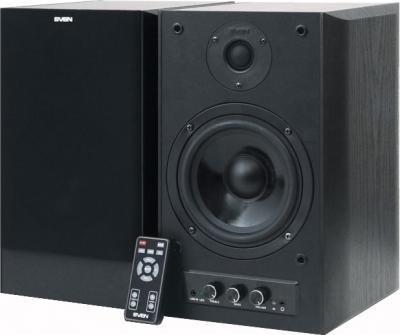 Мультимедиа акустика Sven Stream Mega R (черный) - общий вид
