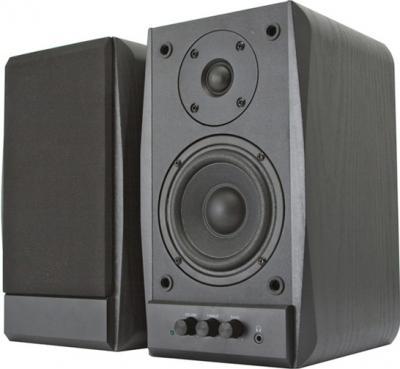 Мультимедиа акустика Sven SPS-704 (черный) - общий вид