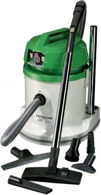 Пылесос Hitachi WDE1200 - общий вид с комплектом