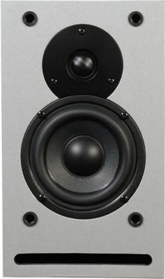 Мультимедиа акустика Sven SPS-700 (серебристый) - вид спереди