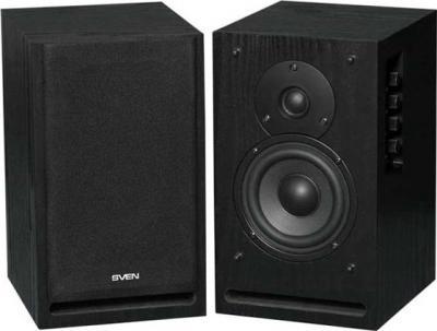 Мультимедиа акустика Sven SPS-700 (черный) - общий вид