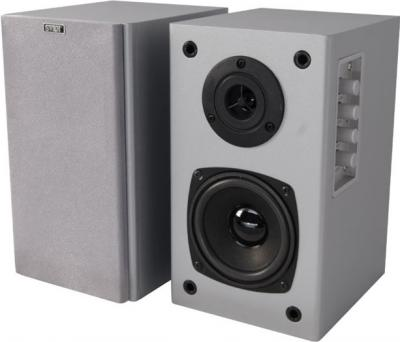 Мультимедиа акустика Sven SPS-611S (серебристый) - общий вид