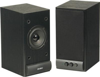 Мультимедиа акустика Sven SPS-609 (черный) - общий вид