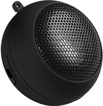 Мультимедиа акустика Sven Boogie Ball R (черный) - общий вид