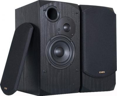 Мультимедиа акустика Sven BF-21 (черный) - общий вид
