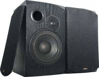Мультимедиа акустика Sven BF-111 (черный) - общий вид