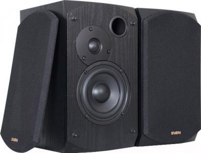 Мультимедиа акустика Sven BF-11 (черный) - общий вид