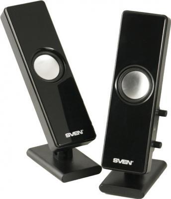 Мультимедиа акустика Sven 280 (черный) - общий вид