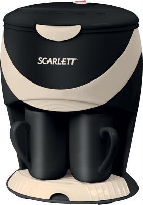 Капельная кофеварка Scarlett SC-1032 Black - общий вид