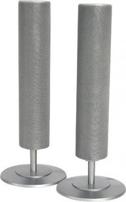 Мультимедиа акустика Sven 250 Silver - общий вид