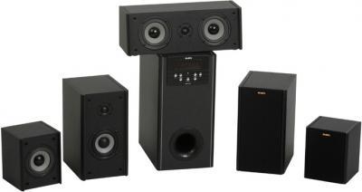 Мультимедиа акустика Sven Ihoo T100U (черный) - общий вид