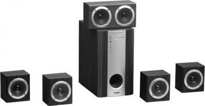 Мультимедиа акустика Sven HT-435R (черный) - общий вид