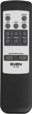 Мультимедиа акустика Sven HT-400 Black - пульт ДУ