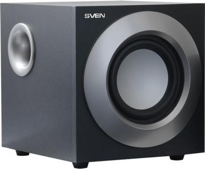 Мультимедиа акустика Sven MS-915 (черный) - сабвуфер
