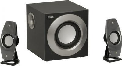 Мультимедиа акустика Sven MS-905 (черный) - общий вид