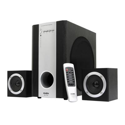Мультимедиа акустика Sven MS-1060R (черный) - общий вид