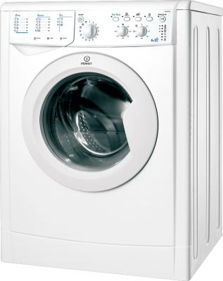 Стирально-сушильная машина Indesit IWDC 6105 (EU) - общий вид