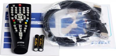 Тюнер цифрового телевидения BBK SMP710HD - комплектация