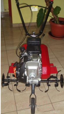 Мотокультиватор Meccanica Benassi RL7 (двигатель Honda GC160) - вид спереди