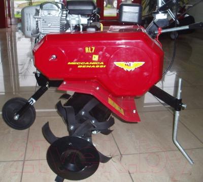Мотокультиватор Meccanica Benassi RL7 (двигатель Honda GC160) - вид сбоку 2