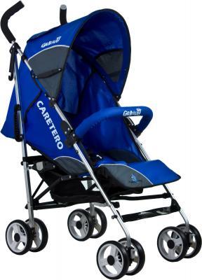 Детская прогулочная коляска Caretero Gringo (Blue) - общий вид