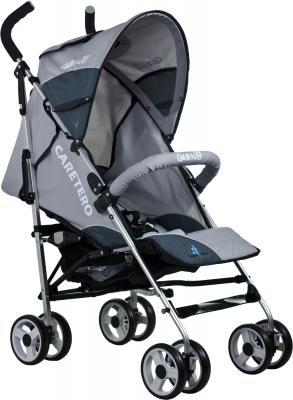 Детская прогулочная коляска Caretero Gringo (Gray) - общий вид