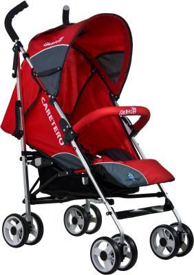 Детская прогулочная коляска Caretero Gringo (Red) - общий вид