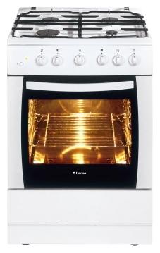 Кухонная плита Hansa FCGW67023010 - общий вид