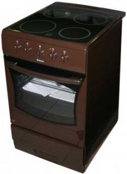 Кухонная плита Hansa FCCB52004010 - общий вид