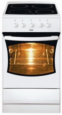 Кухонная плита Hansa FCCW52004010 - общий вид