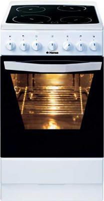 Кухонная плита Hansa FCCW53014030 - общий вид