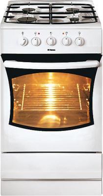 Кухонная плита Hansa FCMW51001010 - общий вид